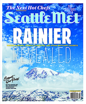 Seattle Met magazine Top Doc 219 cover